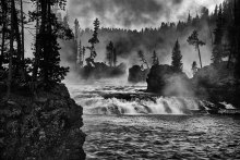 Yellowstone River by William C. Lewis