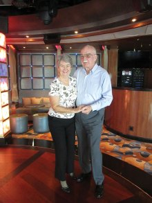 Bill Phillips and Janet Quade
