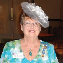 Barbara Hugus, Gila Butte Regent