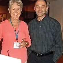 Janet Quade and Bill Tully