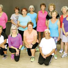 Come Zumba with Mary!