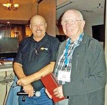 Bob Gostischa and Ed Nowe