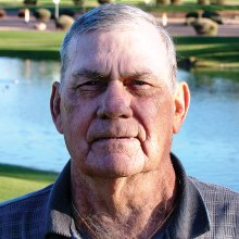 Les Blaylock, President's Cup Champion