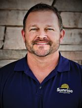 Wes McLaughlin – Owner Sunrise Shutters and Blinds