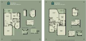 New Condos - Floorplans