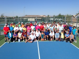 pickleball - club