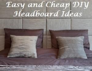 easy headboards - design decoration