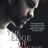 Cover Reveal for Edge of Always by J.A. Redmerski
