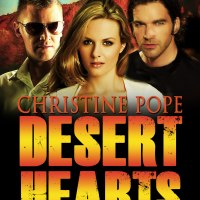 Spotlight of The Sedona Trilogy, Giveaway & Review of Desert Hearts (#2)
