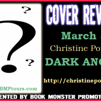 Cover Reveal for Darkangel (Witches of Cleopatra Hill #1)