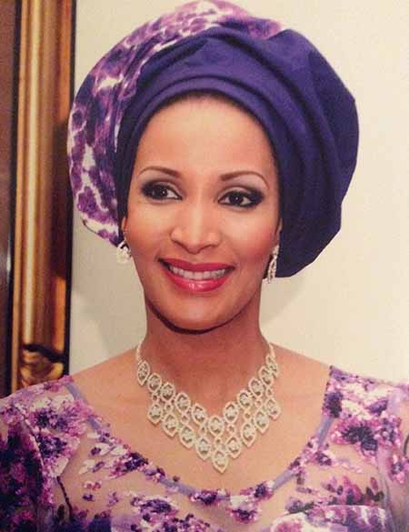 Bianca Ojukwu - Bianca expresses reservation over Obiano's absence at Ojukwu memorial lecture