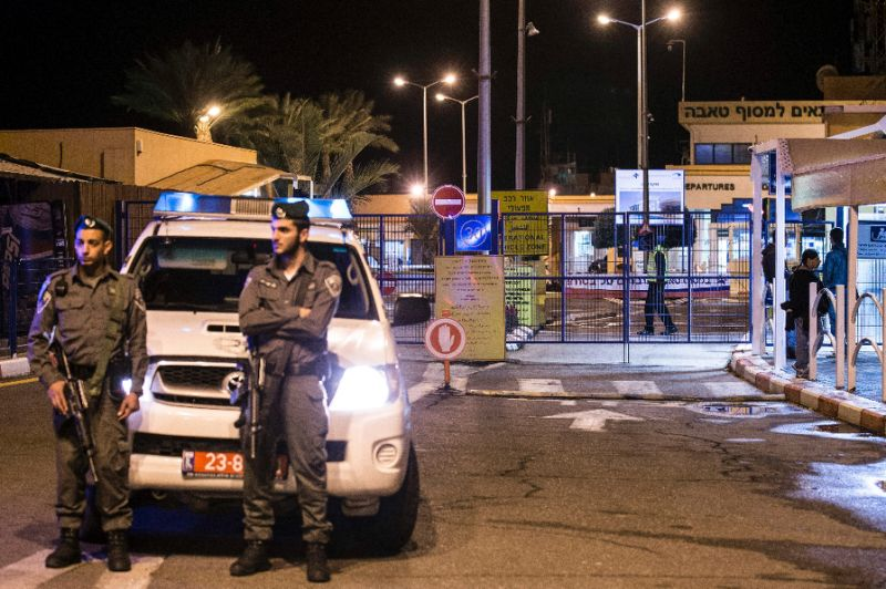 Errant Mortar From Egypt Hits Building In Israel Official