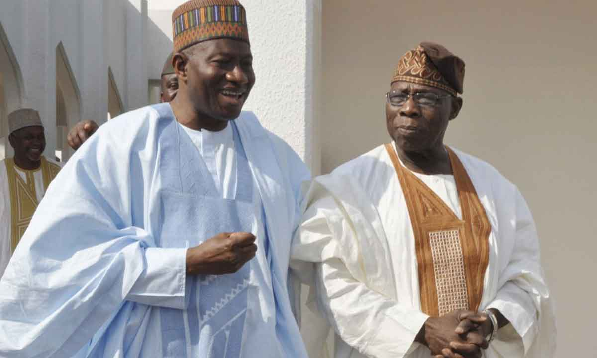 Image result for Why Obasanjo, IBB, Jonathan