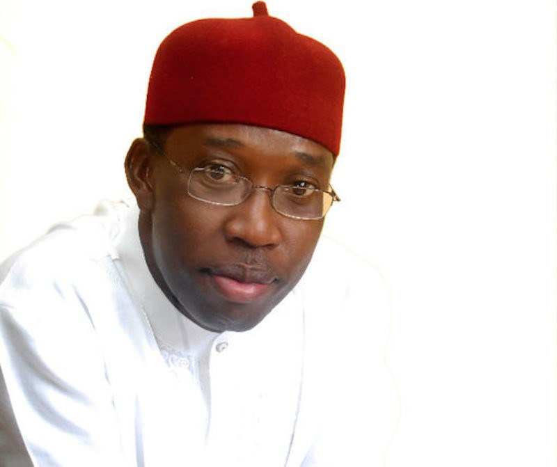 Gov Ifeanyi Okowa Delta Team National Youth Games