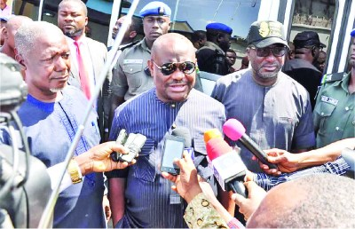 Wike to security agencies: Take your jobs seriously