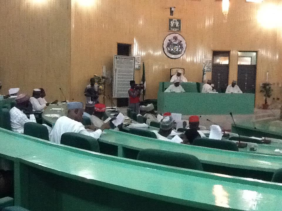 Kano Assembly - 9 Kano Kids: 20 women groups storm Kano Assembly, demand intervention