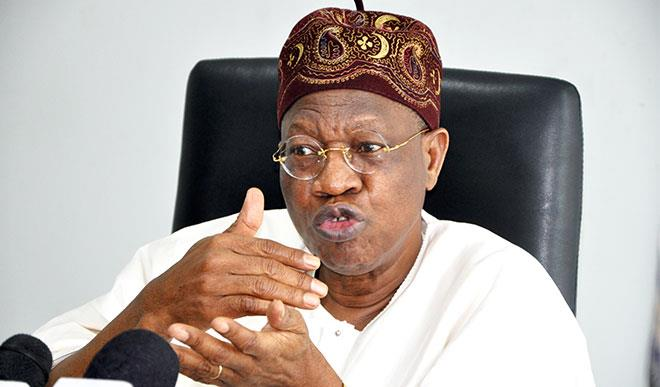 Lai Mohammed Nigerian