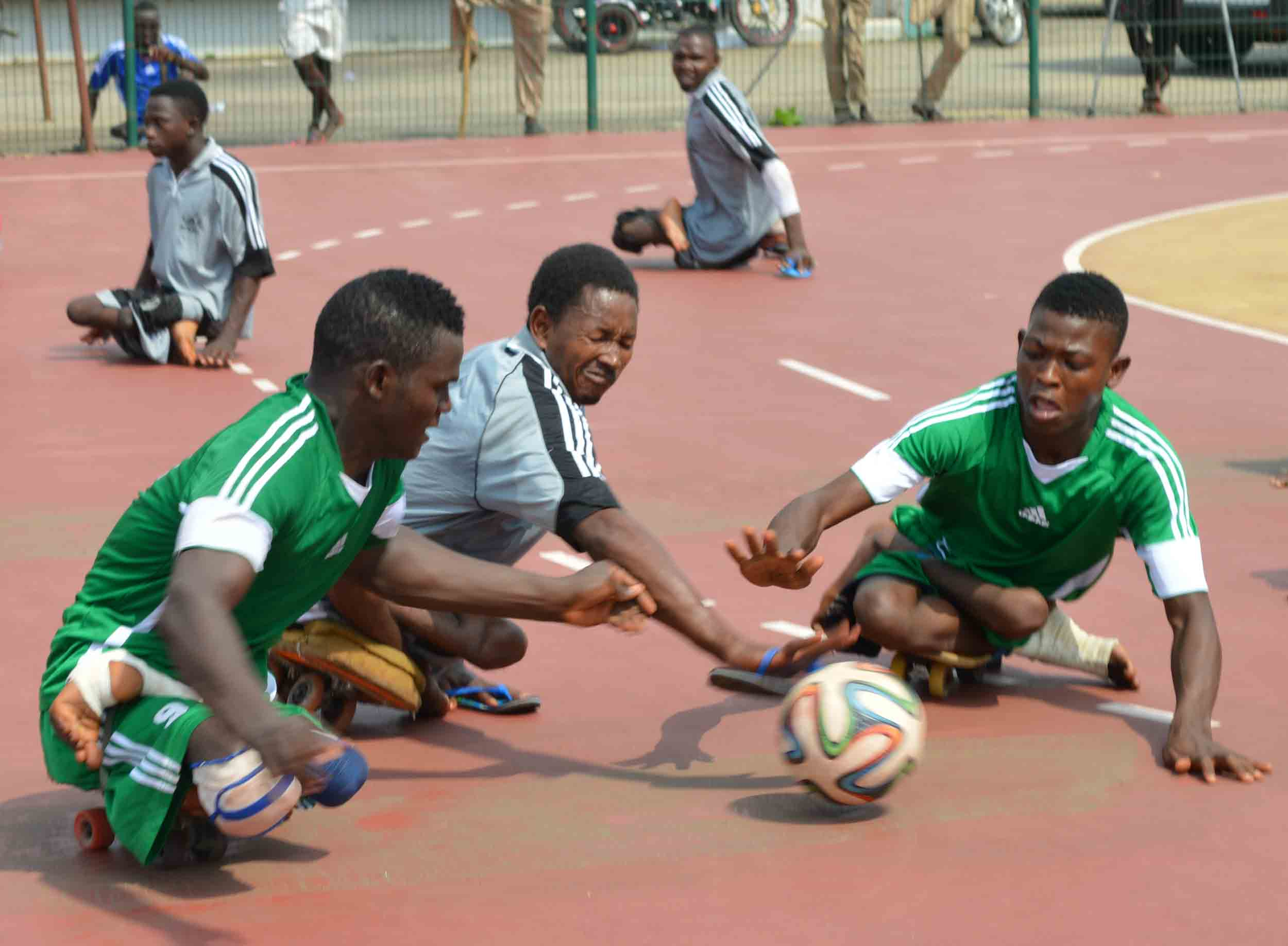 NATIONAL PARA SOCCER TOURNAMENT - Para-soccer: I was so scared meeting Nasarawa in semi-final, Kano coach says