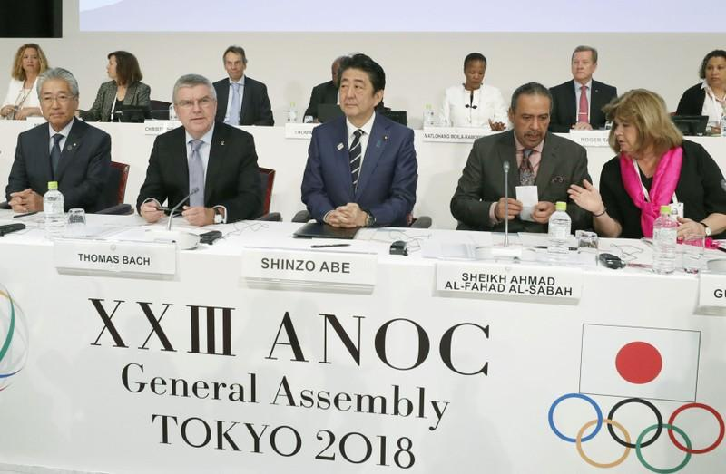 IOCs Thomas Bach - Tokyo Olympic marathon to be moved to Hokkaido due to heat concerns says IOC