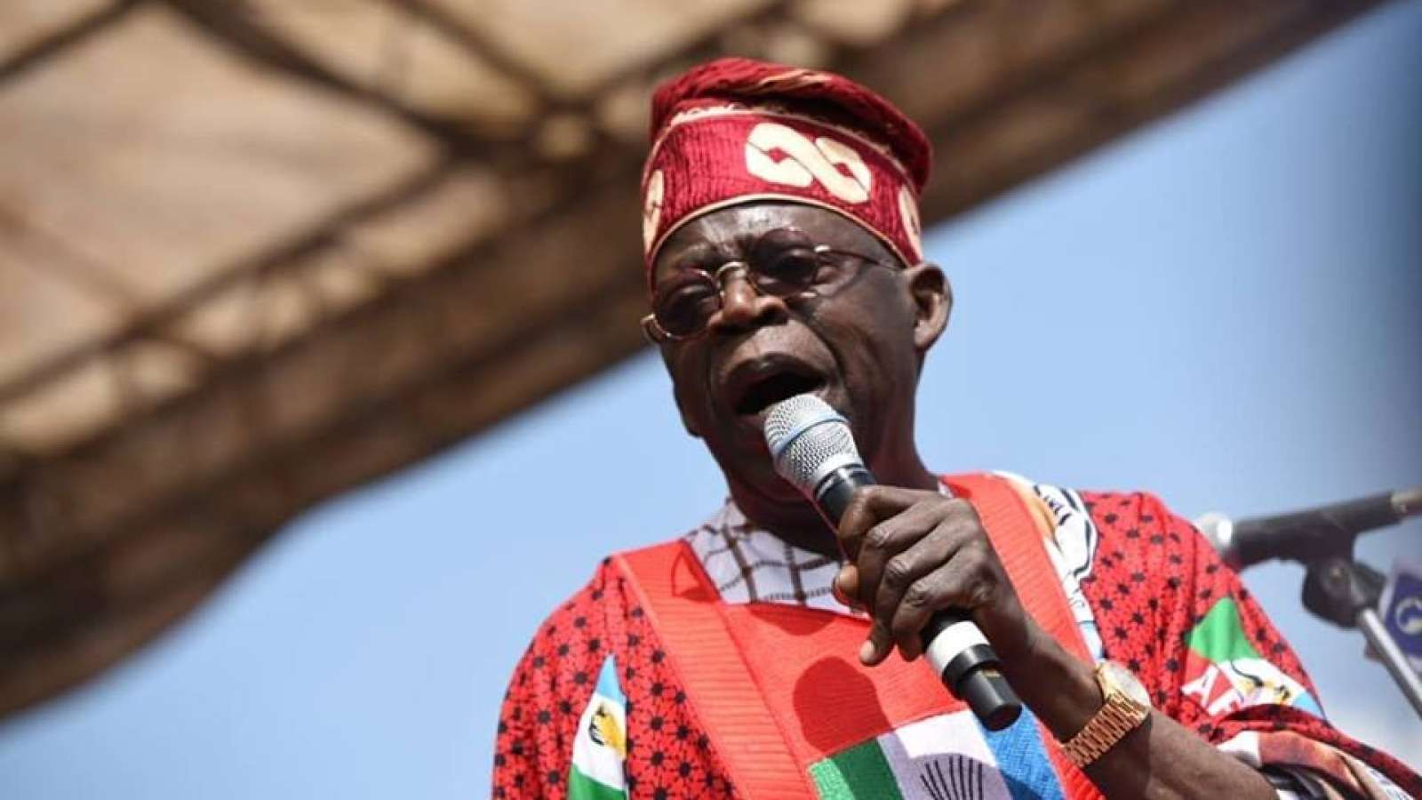 Image result for No plan to quit APC, says Tinubu