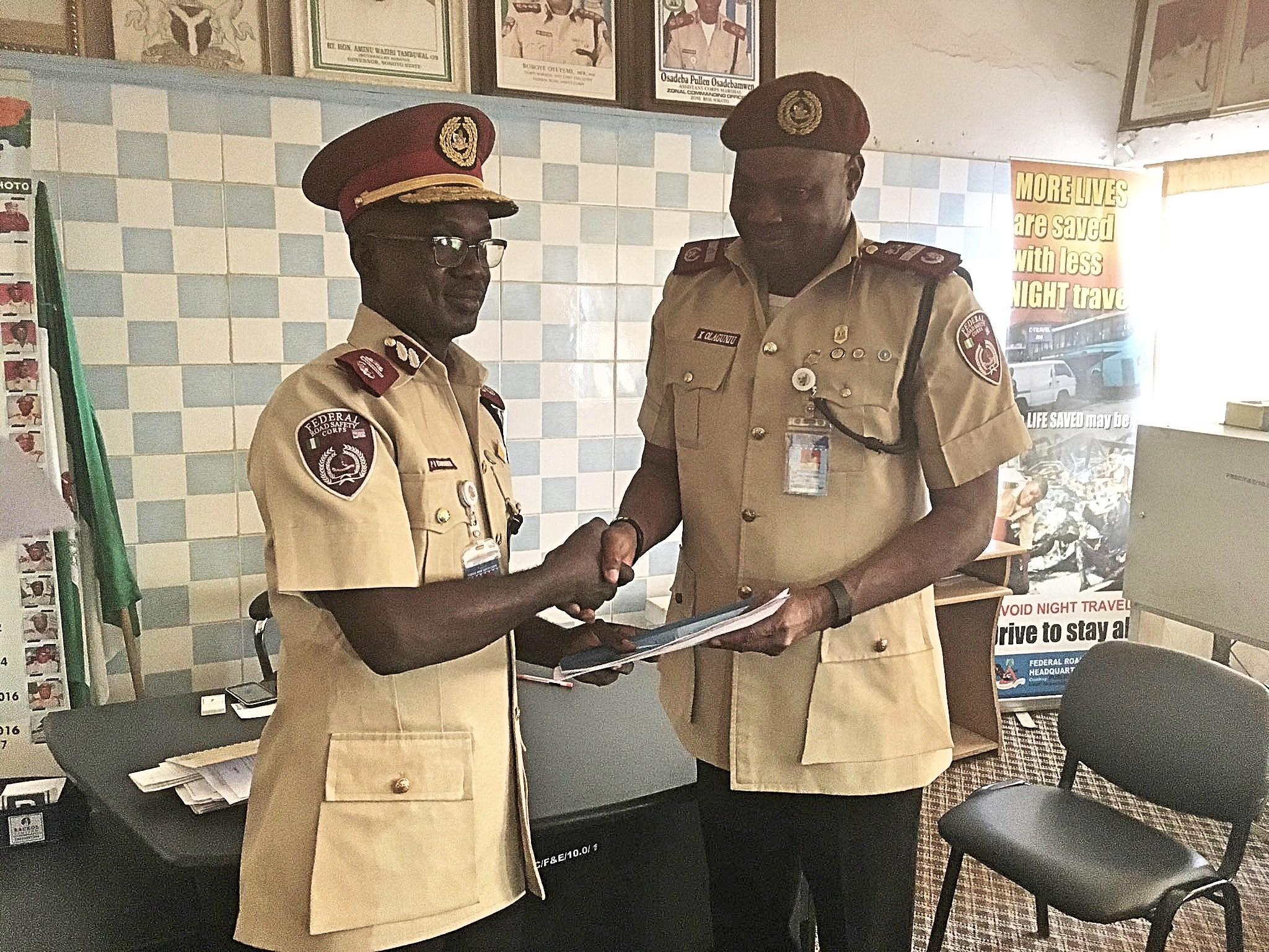 Fotor 154842092636046 - FRSC lauds Sokoto, others on plate number enforcement success