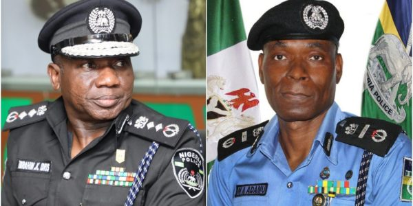 IGP Idris out, AIG Mohammed in
