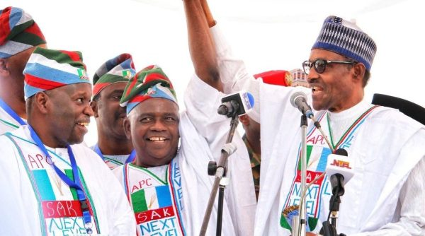 "PMB in Gombe: ""I have fulfilled my 2015 campaign promises to you"""