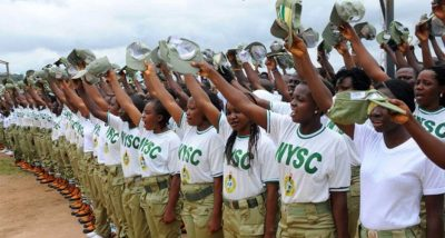 NYSC extends service year of 7 corps members in Kebbi