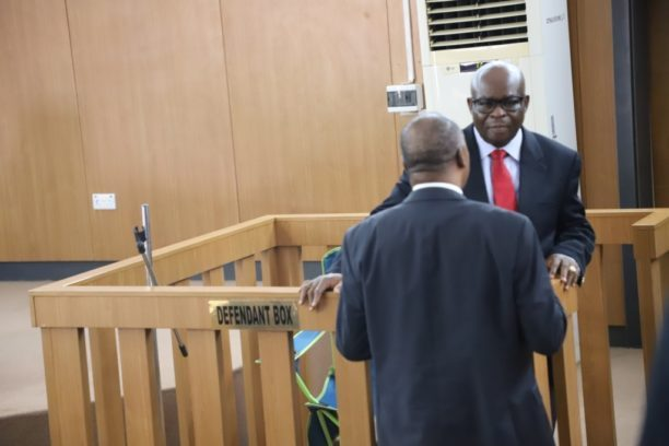 Onnoghen: Guilty as charged