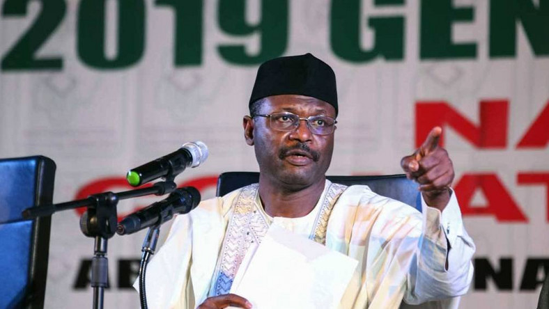 INEC: We experimented with server only in Osun, Anambra