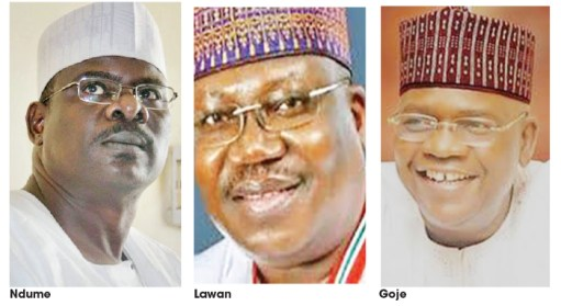 9th Senate presidency: Goje's  entrance alters calculation