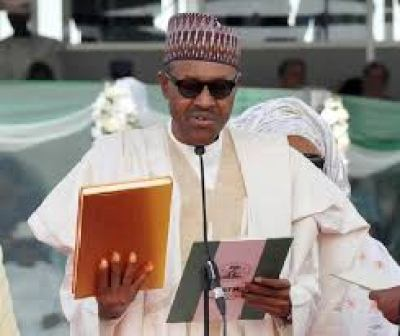 Why Buhari didn't deliver speech at inauguration