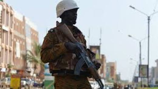 Gunmen raid Burkina Faso church, kill four