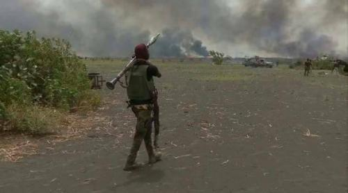 10 soldiers, 64 insurgents killed in Lake Chad