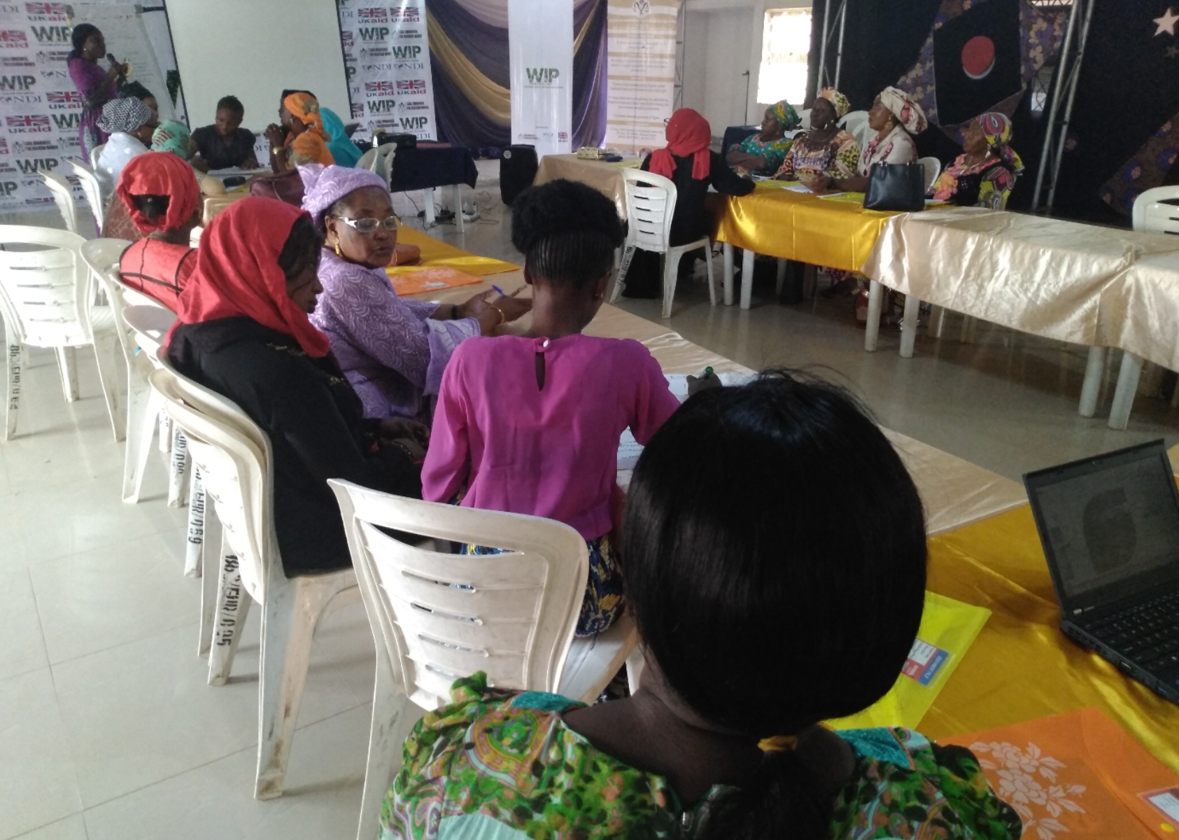 2023: Young Female Politicians Hold Strategic Meeting In Kaduna