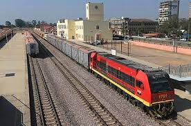 download 14 1 - Benguela railway built by Chinese handed over to Angola