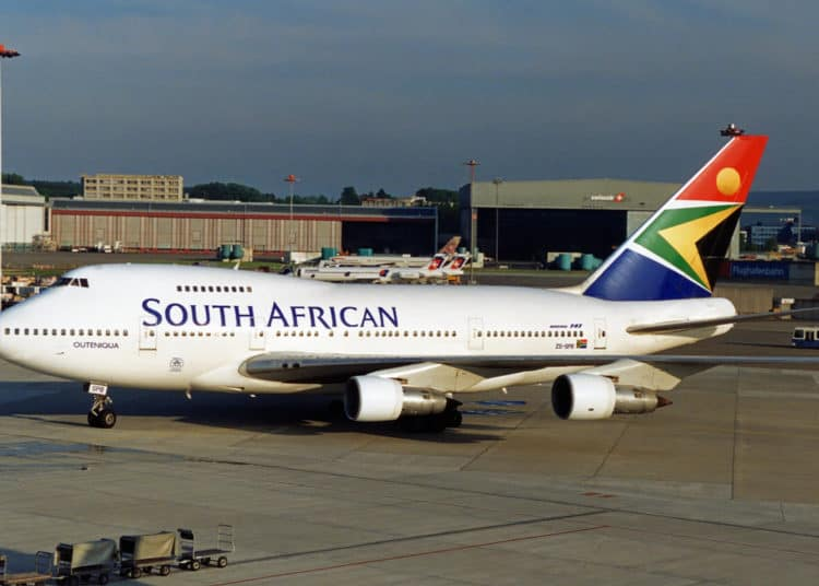 South African Airways Inks Deal To End Eight Day Strike