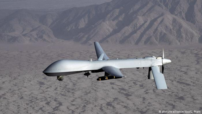 U.s. Military Drone Lost Over Libyan Capital Tripoli