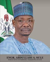 nasarawa - Gov. Sule inaugurates 15 Commissioners, 12 Special Advisers