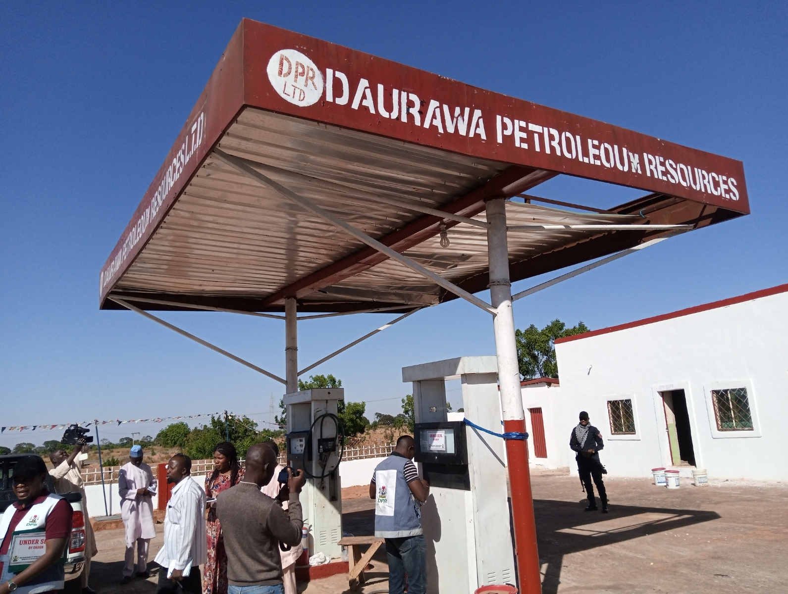 Dpr Seals 17 Filling Stations In Gombe Over Sharp Practices