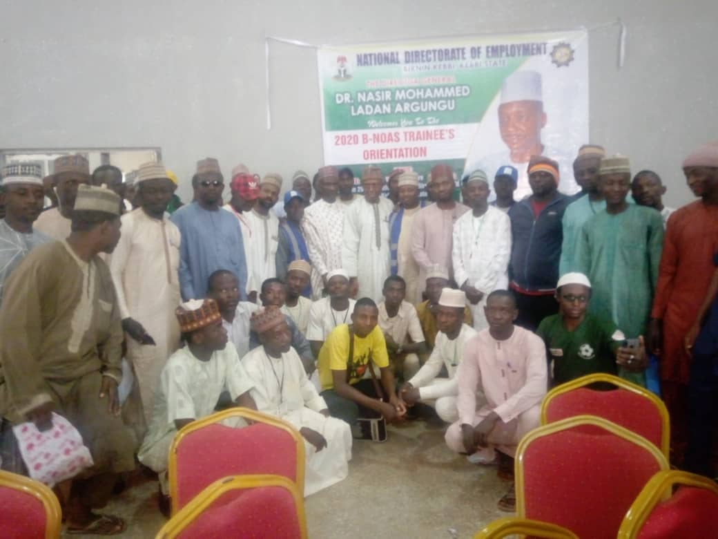 Nde Trains 630 Unemployed Youth In Kebbi