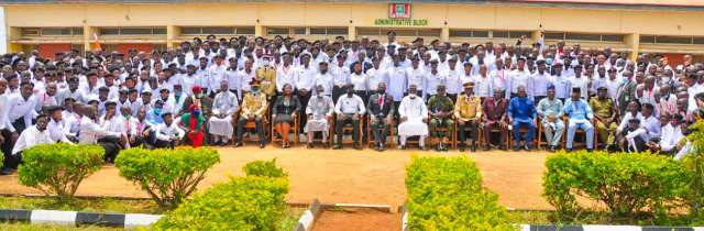 Newly trained Narcotic Assistants will strengthen Nigeria's anti-drug war - Marwa