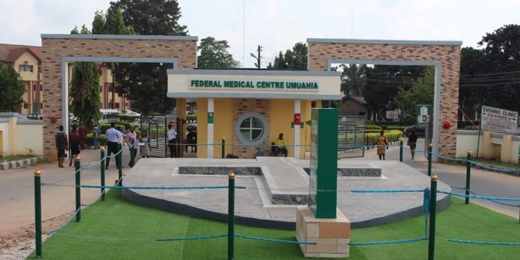 FMC Umuahia Chief Medical Officer reported dead