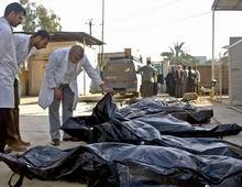 المقابر الجماعية من طريق الموت إلى المحمودية ( 1 ).. لماذا استهدف جيش المهدي والقوات الحكومية الطائفية هذه المدينة الصغيرة بالذات..!؟