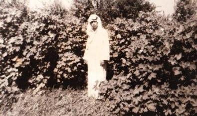 الفلاح الصغير/ صورة قديمة للدكتور طه الدليمي