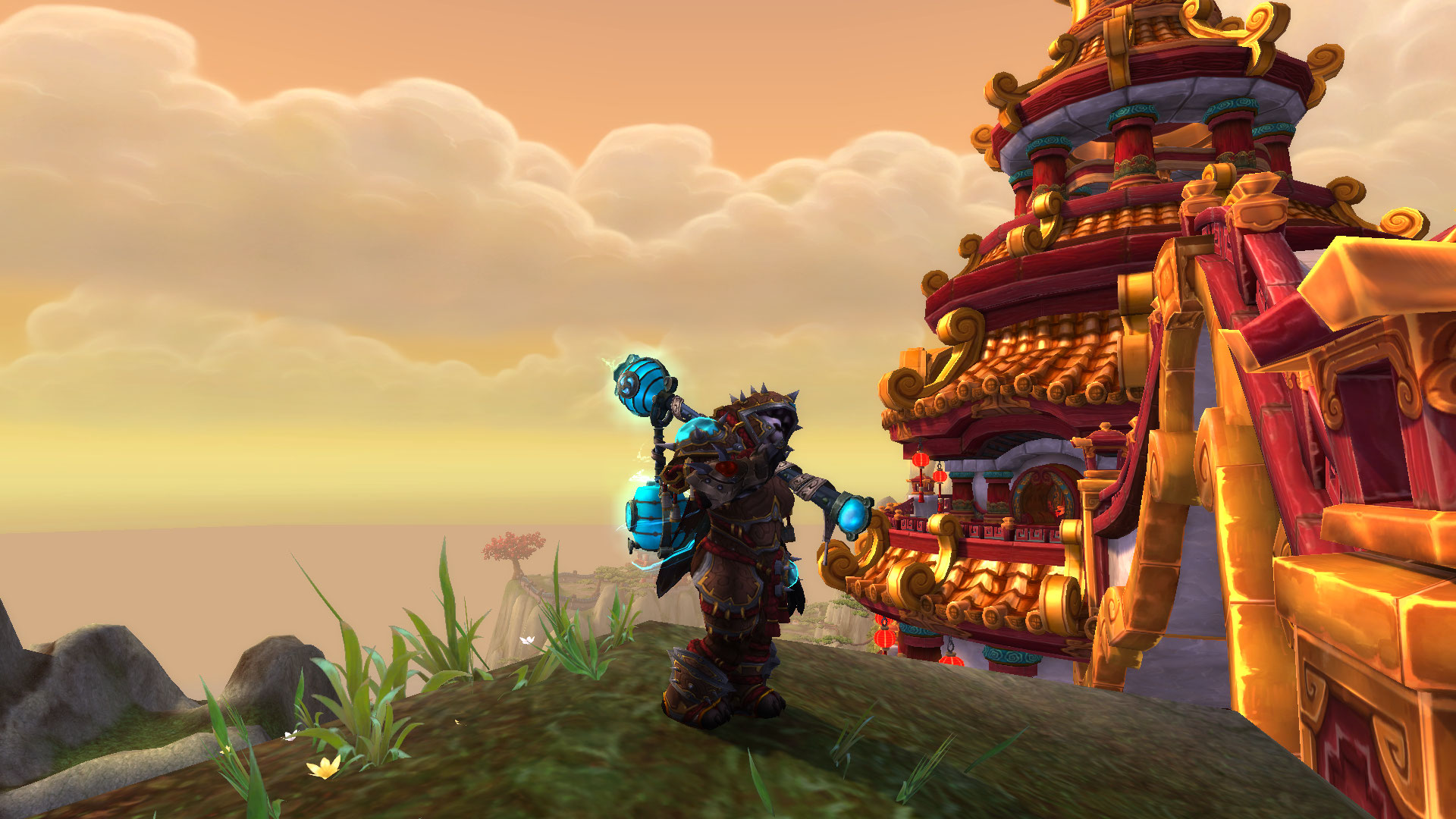 Brewmaster Monk Mage Tower