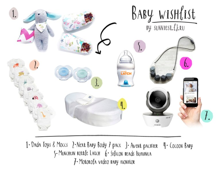 baby born wishlist