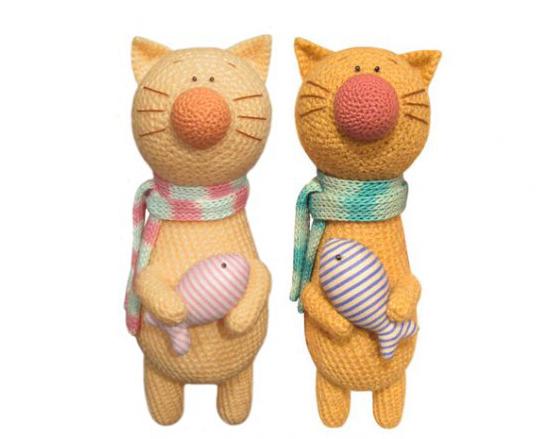 Коты ptidze-si