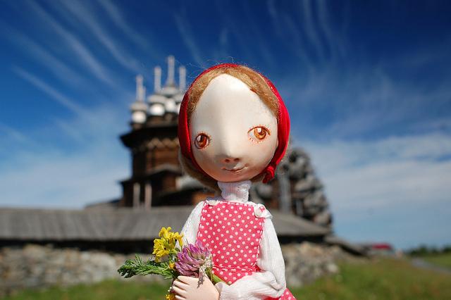 ligreego Вера Торохова куклы