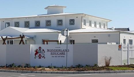Sunningdale Pre school front facade